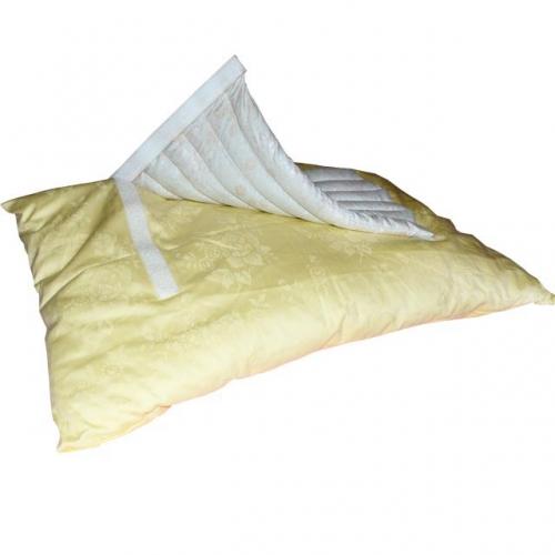 蚕丝药物保健枕头100%桑蚕丝